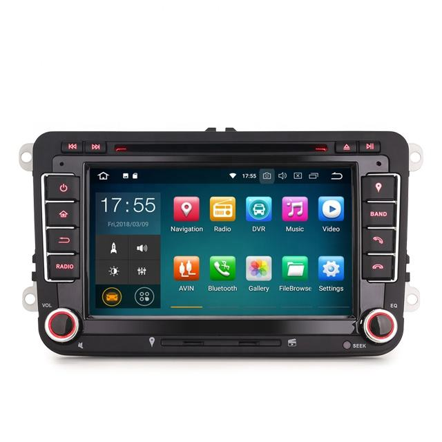 "Erisin ES3848V 8 ""Android 8,1 4G WiFi TUPFEN TPMS GPS Auto radio dvd-player für <span class=keywords><strong>VW</strong></span> GOLF"