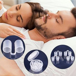 High Quality Soft Silicone Stop Snoring Solution Device For Health Sleep