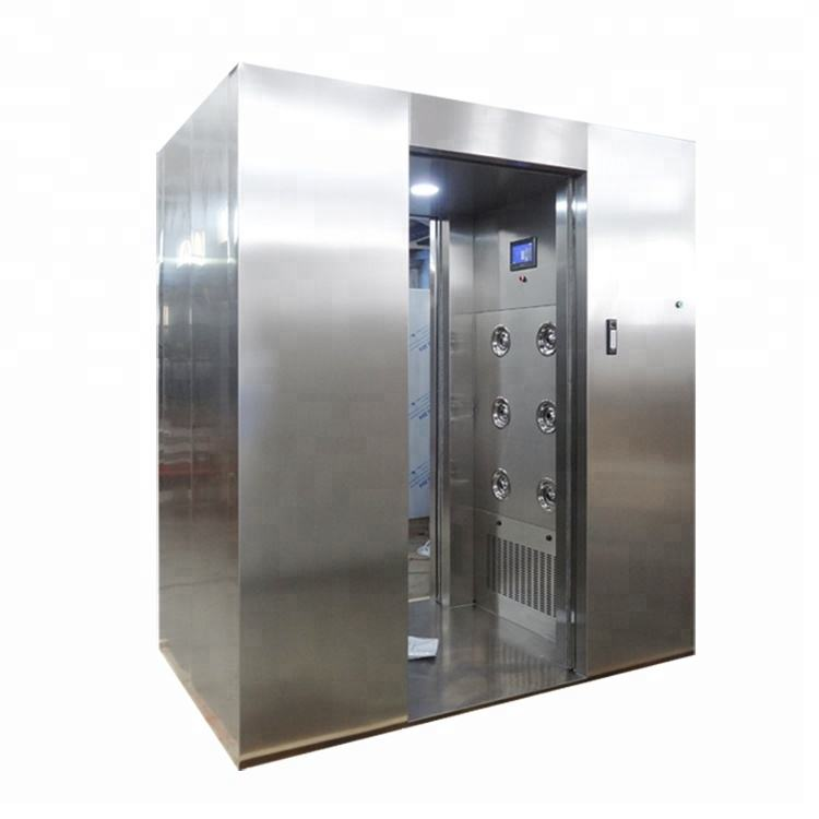 Automatic induction door carg air showers clean room equipment