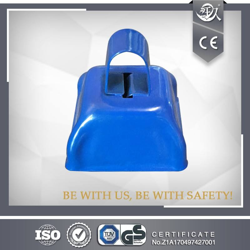 Kinds Of Coloful Metal Small Cowbell With Logo
