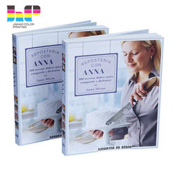 cheap fashion full color sewing binding a3 magazine printing