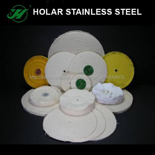 lucidatura ruote in nylon per la lucidatura acciaio