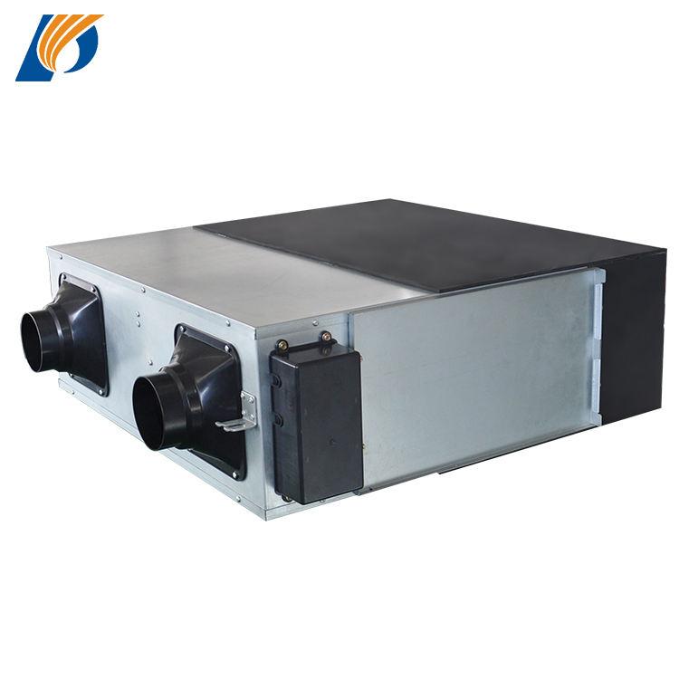 مصنع مخصص الهواء erv إلى نظام recuperator مبادل الحرارة ل مناولة الهواء تكييف الهواء وحدة مع لوحات