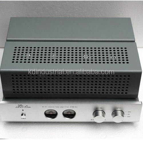 KT88 Amplifier Tabung Audio HiFi Mini, Amplifier Tabung Cina