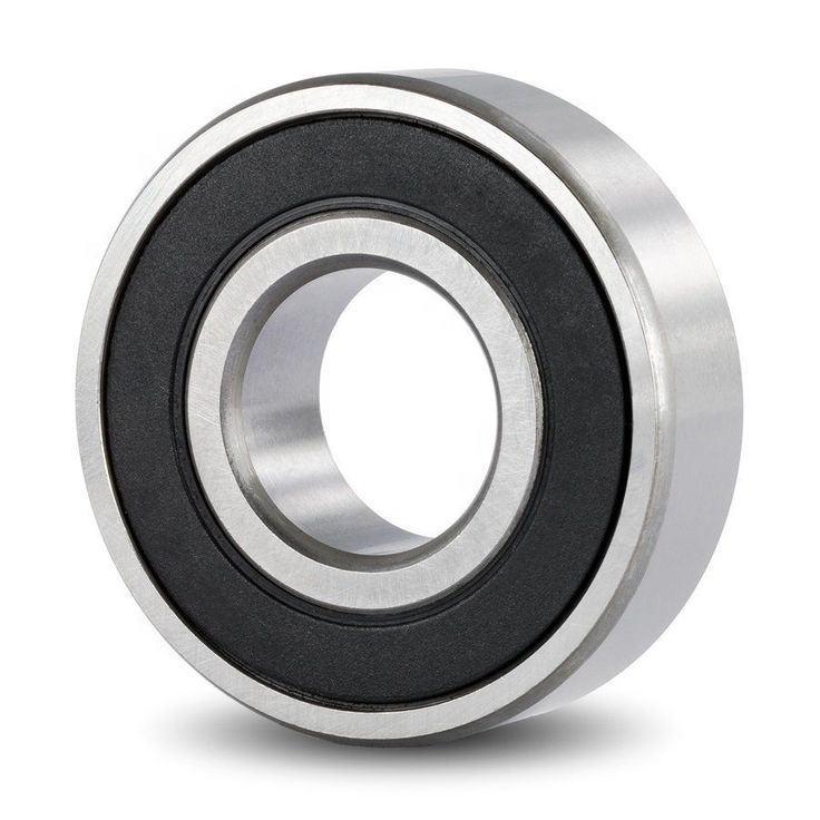 6304-2RS FAG Ball Bearing  20x52x15 mm 6304-2RSR