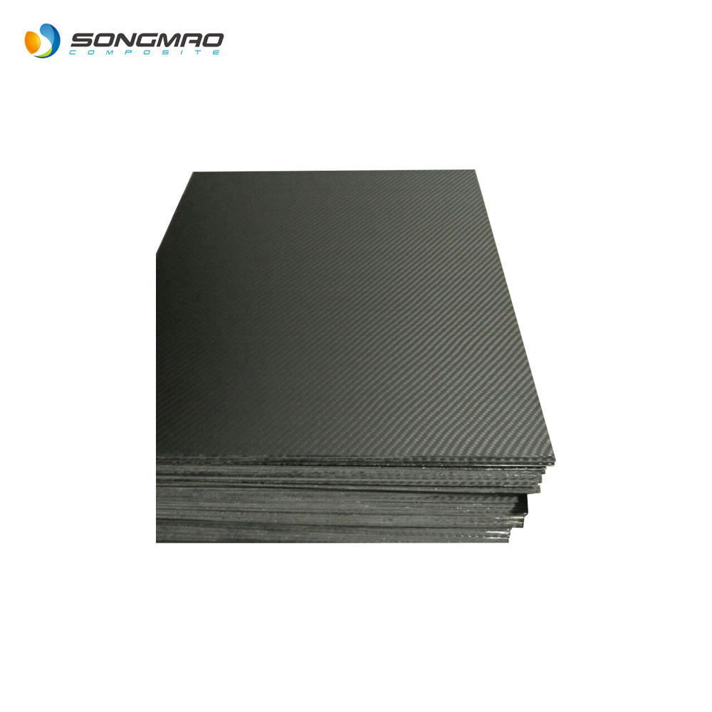 14mm 3k Flexible Pure Carbon Fiber Sheet from experienced manufacturer