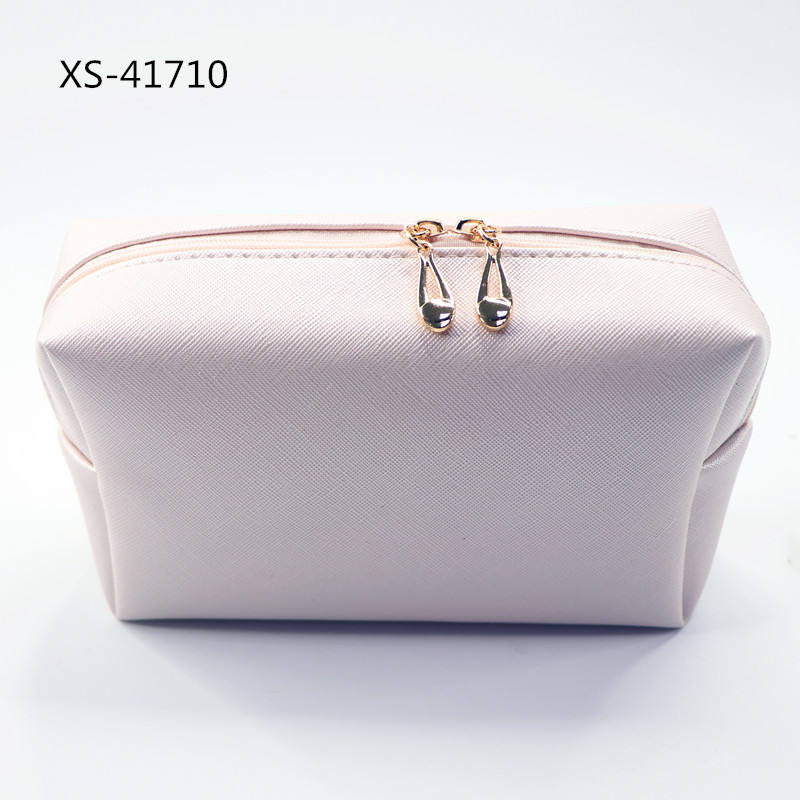 Factory direct sales cosmetic bag creative stationery zipper bag wash bag Processing wholesale Multicolor customizable