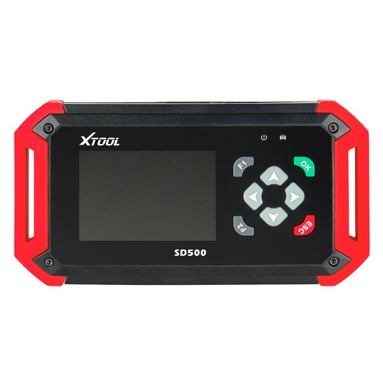 Economico Dispositivo XTOOL Diagnostico Auto Lettore di Codice di OBDII Diagnosi SD500
