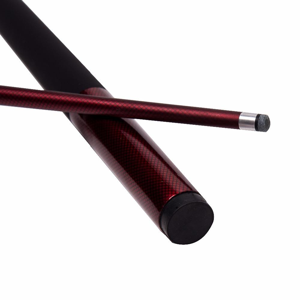 Xmlinco 58 inch Carbon Fiberglass Billiards Snooker Cue Hit Spot Sticks