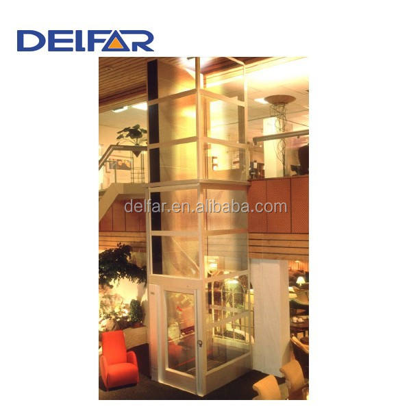Small home elevator good price and comfortable from Delfar
