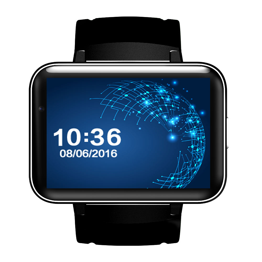 Customize SDK API ODM Android 5.1 WIFI GPS NFC RFID Finger Print Mobile Phones 4G Smart Watch 2018