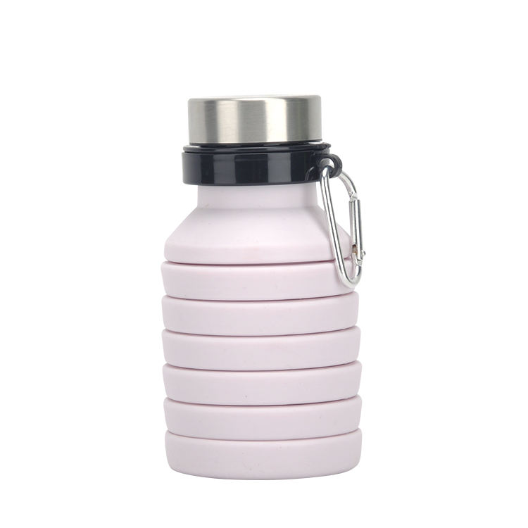Outdoor [ Water Bottle ] Bpa Free Cheap Price Travel Silicone Foldable Water Bottle Wholesale