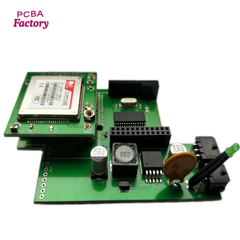 OEM China Electronics Double-Sided PCB ผู้ผลิตเซินเจิ้น One Stop PCBA บริการ PCB ASSEMBLY