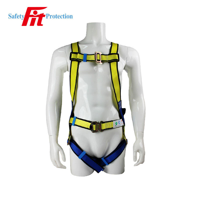 Construction full body safety harness/belts