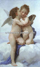 Popular famous angel painting