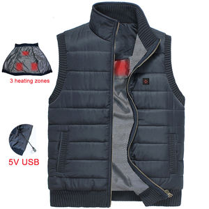 Unisex 5V Heated clothes OEM stock lot garment overruns liquidation clearance