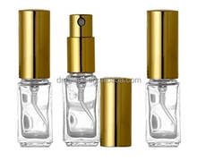 eau de toilette natural spray vaporisateur mini perfumer bottle vials perfumer 5ml