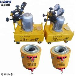 Tension railway tools tensionning device
