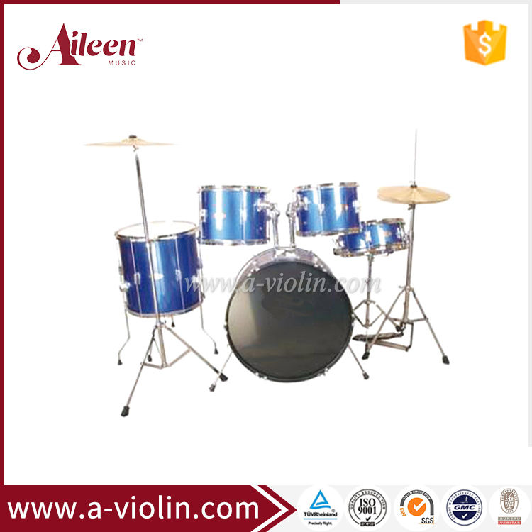 5pcs Drum Set Pintura PVC Jazz Drum Set (DSET-90)