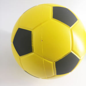wholesaler Soccer rugby Custom 100% PU foam Wholesale Football Soccer Ball size 1 2 3 4 5 BSCI