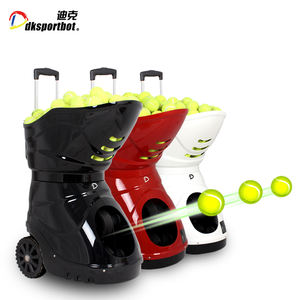 Popular Good Tennis machine tennis ball machine Tennis shooting machine for playing and training