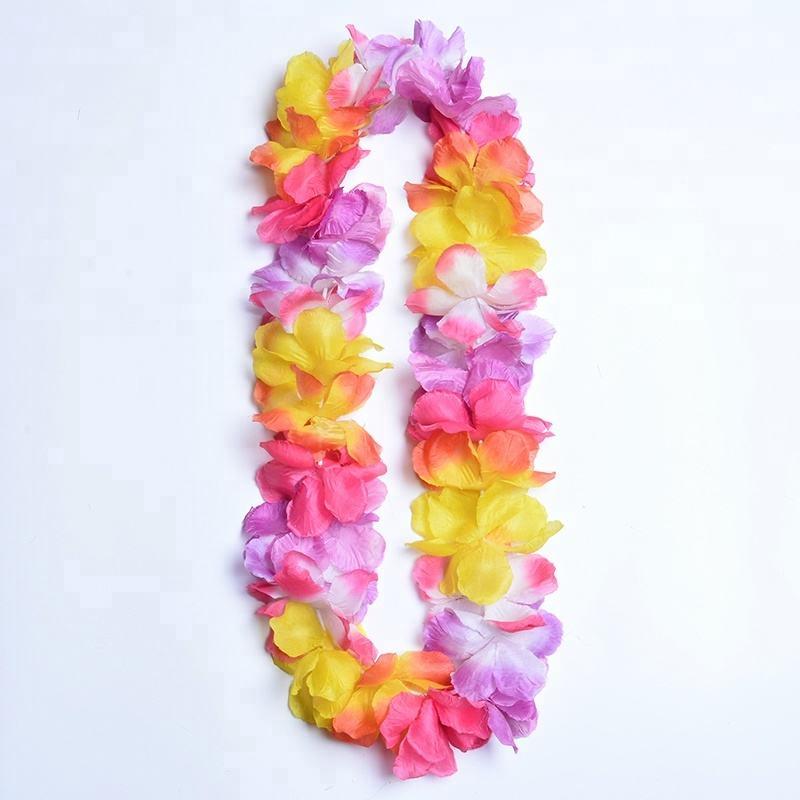 DIY Hawaiian Garland Marigold Garland Wholesale Artificial Flowers