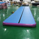 China Athletic Fitness Equipment Non Slip Exercise Inflatable Gym Mats For Home Use Gymnastics Accessories Mat