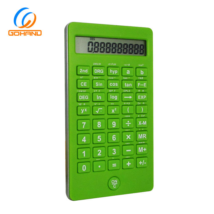 Student Examination Mini 56 Function 10-Digit Scientific Calculator