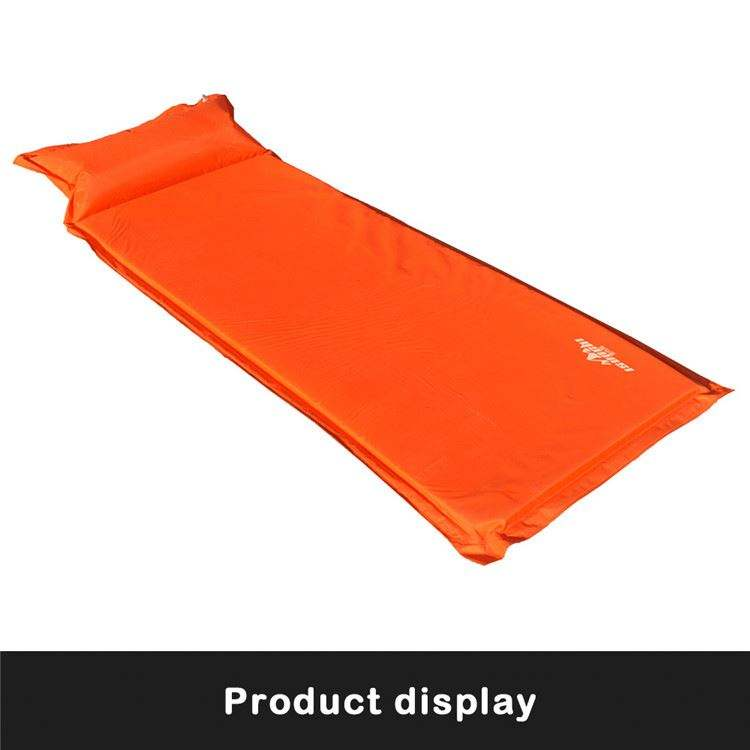 Cheap inflatable car air mattress /camping beach mat