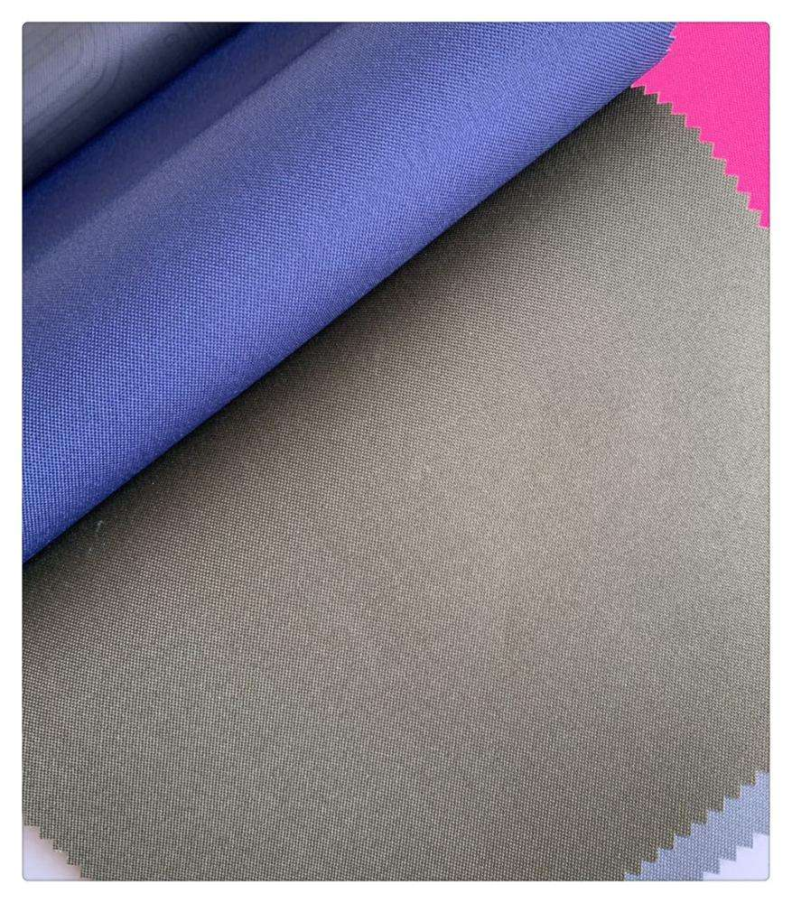 600d 300d polyester oxford with pvc pu uly coated fabric