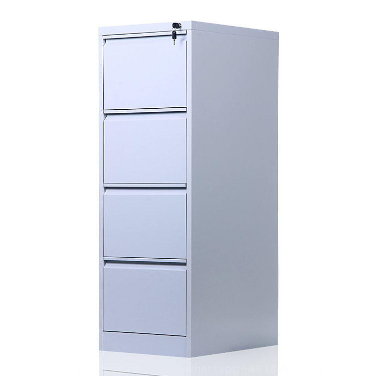 Work Office Heavy Duty Letter Size File 4-Drawer Legal Size Vertical File Cabinet