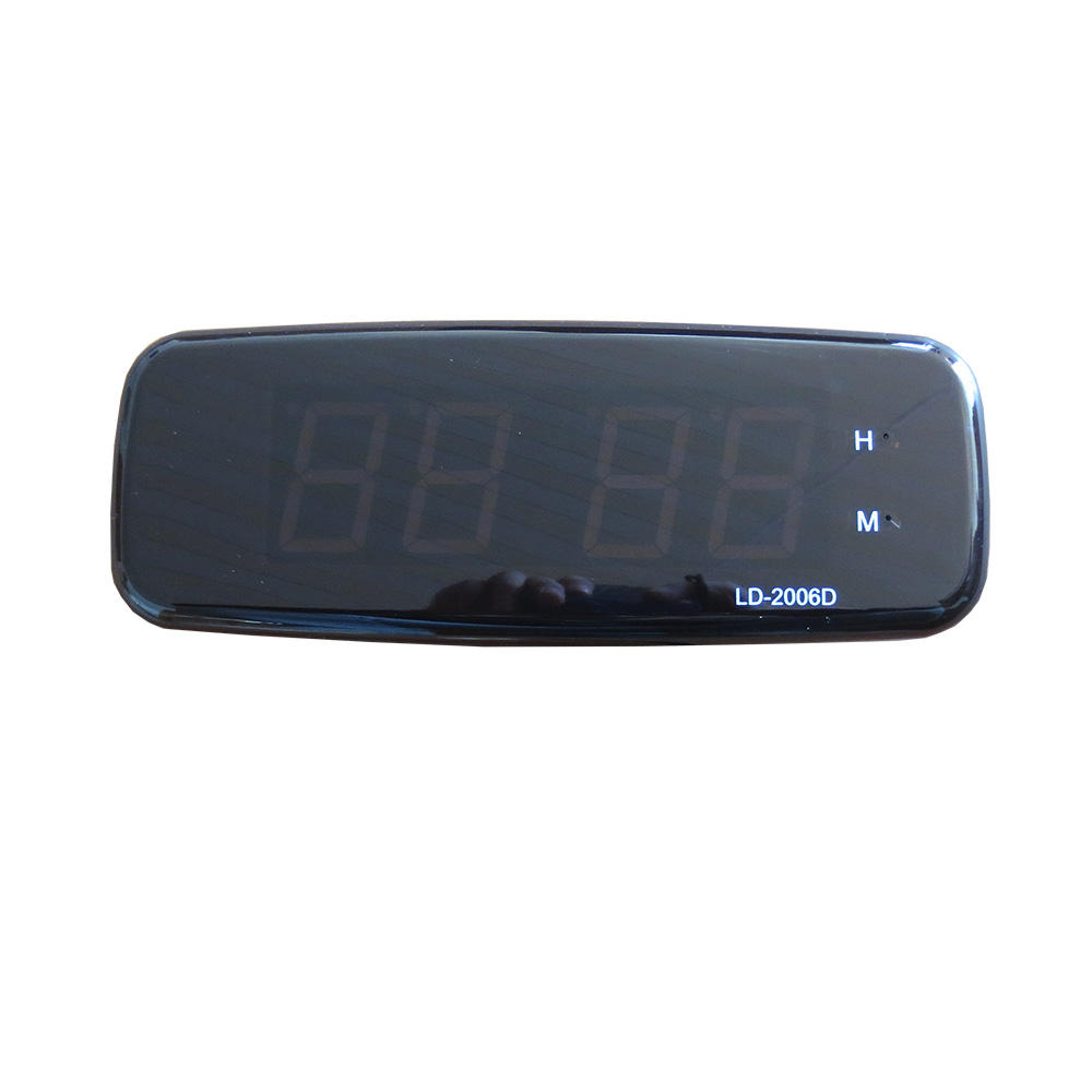 bus interior parts digital electronic clock with temperature HC-B-53004