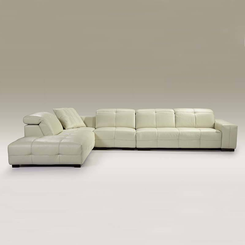 2019 Latest Natuzzi modern design leather sofa