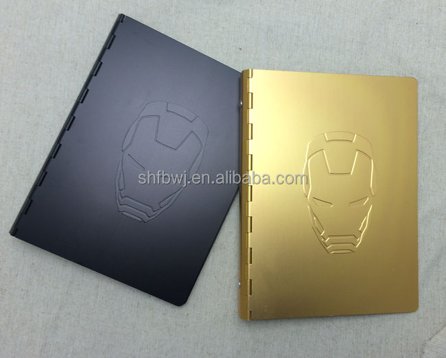 Pp/pvc/metal/alüminyum a6 ring binder