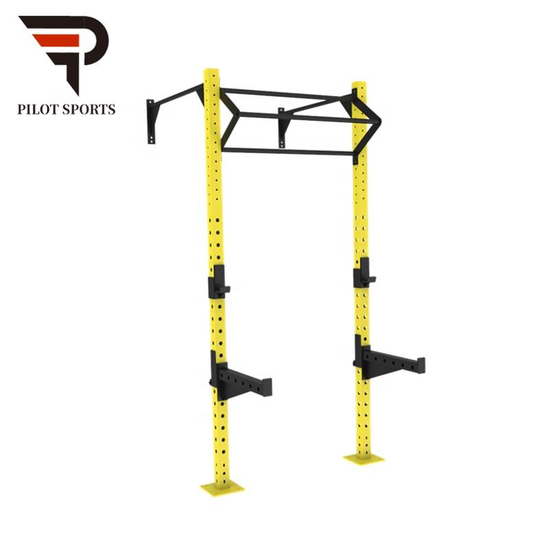 Fitness Power Lifting Rig Gym Equipment Multifunctional Pull Up Station Rig