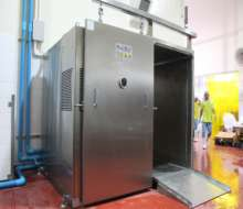 Bread Vacuum Cooling Machine