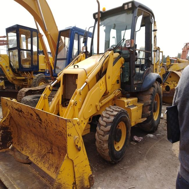 Used China Brand Liugong 766A Backhoe Loader good quality cheap price for sale