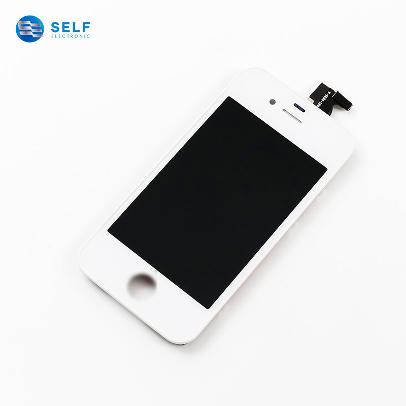 China mobile phone replacement display lcd for iphone 4s lcd screen