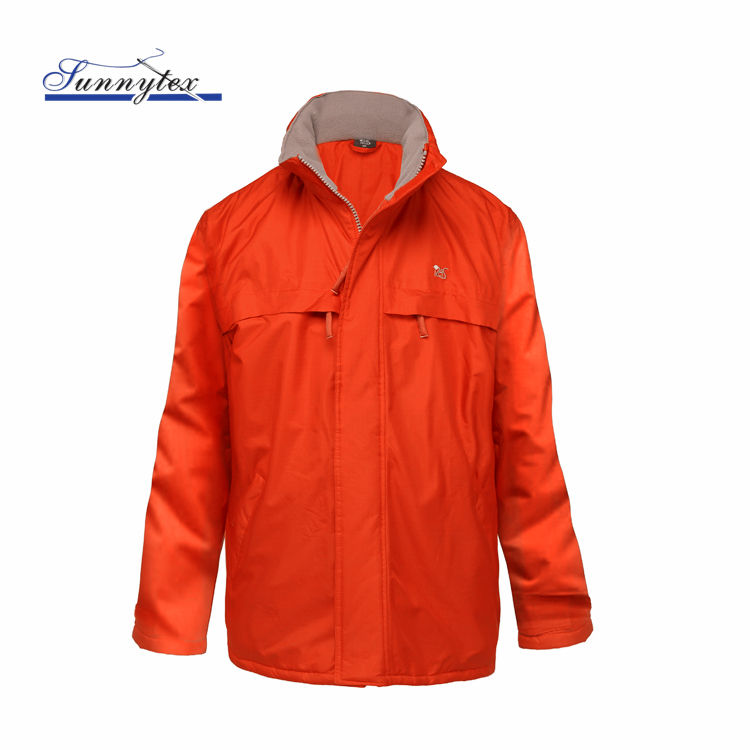 Winter Cheap Outdoor Plus Size Waterproof Windbreaker Working Men's Jackets & Coats Made In China