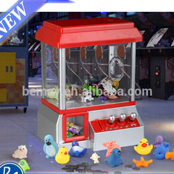 Bemay Toy Electronic Candy Grabber Toy Machine Toy Arcade Claw