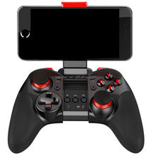 hot selling game pad Joystick wireless game controller for Android and iOS System