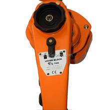 wholesale VL 1.5 ton lever block chain hoist