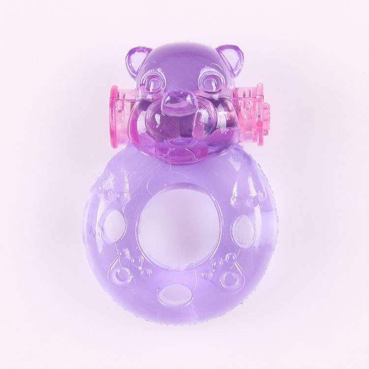 продукт секса здравоохранения супер качество член кольцо секс-игрушки для мужчин медведь петух кольцо