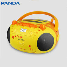 High quality portable mini cd cassette player boombox