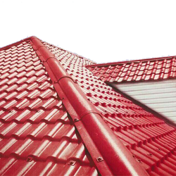 Good price PVC roof tile for Industrial roof/UPVC roof sheet