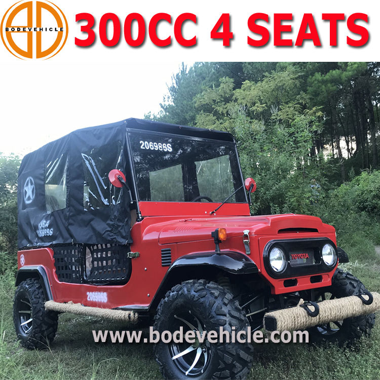 New 징조 자동 Gas 4x4 Atv 300cc China Utv 대 한 \ % sale 측 By 측 버 Utv