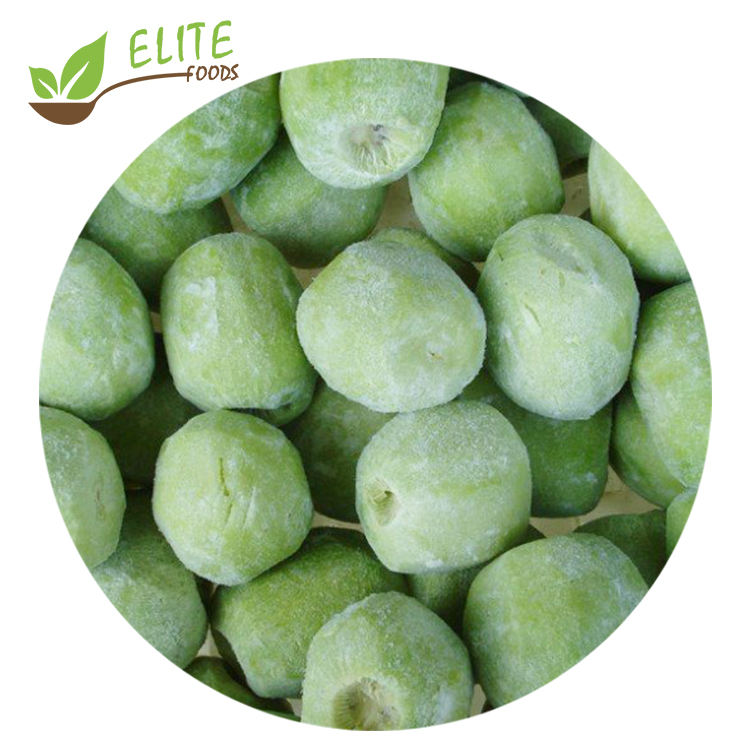 Top Quality Frozen Kiwi Wholesale IQF Kiwi Whole with Lowest Price