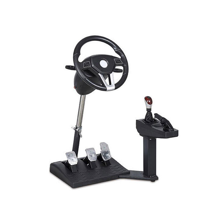 portable car driving training simulator for driving school