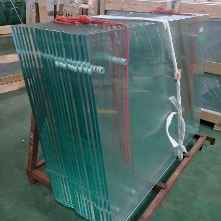 19mm 22mm 25mm thick Toughened glass cut to size price