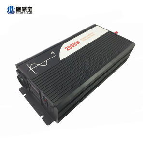 2000 wát power inverter 12 v 110 v dc ac inverter tinh khiết sine wave